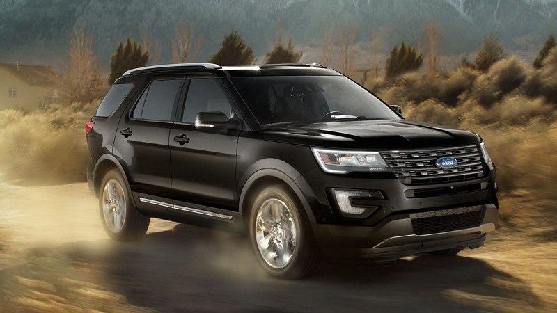 New Ford Explorer Limited For Sale Des Moines Ia