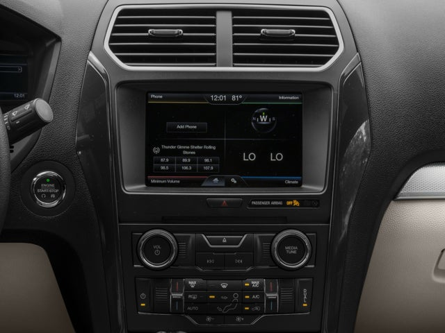 2017 Ford Explorer In Des Moines Ia Near Ankeny Urbandale Grimes Granger In Des Moines Ia