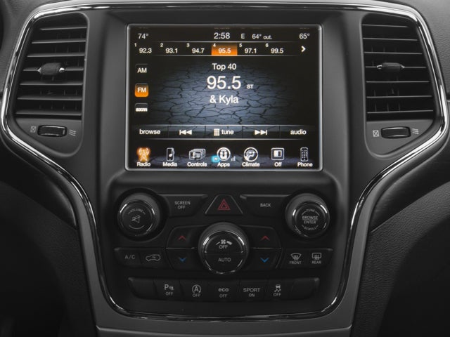 2017 Jeep Grand Cherokee In Des Moines Ia Near Ankeny