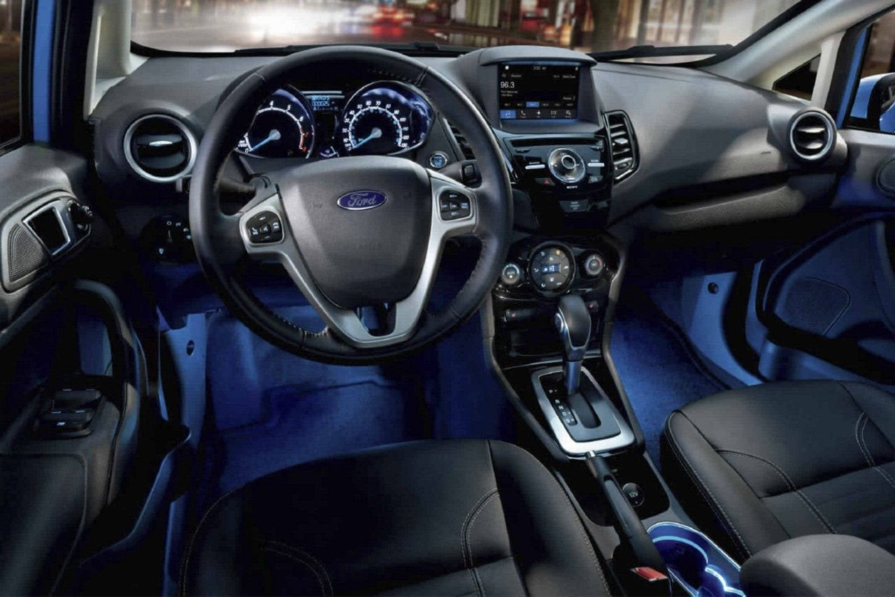 2017 Ford Fiesta Granger Ia Interior Design
