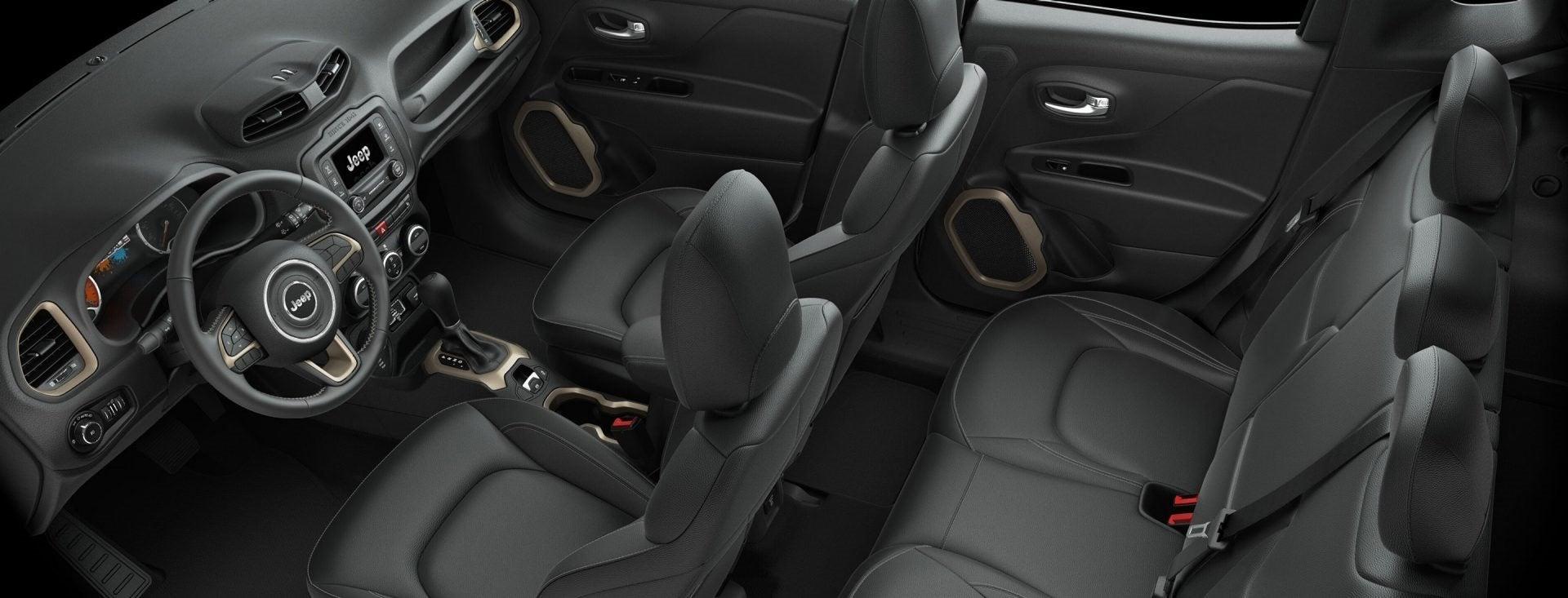 Jeep Renegade Interior >> New Jeep Renegade For Sale Des Moines Ia Granger Motors