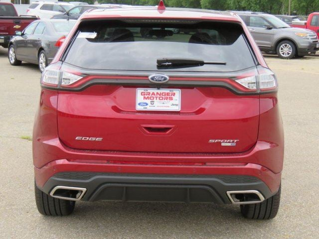2017 ford edge in des moines ia near ankeny urbandale for Granger motors used cars
