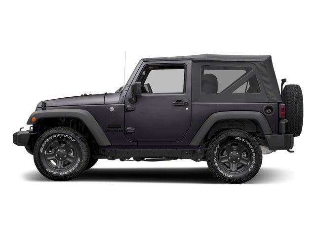2017 Jeep Wrangler In Des Moines Ia Near Ankeny Urbandale