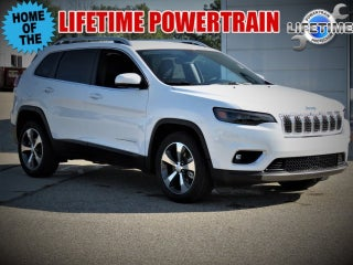 2019 Jeep Cherokee Limited in Des Moines, IA - Granger Motors