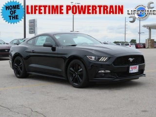 2017 Ford Mustang EcoBoost in Des Moines, IA - Granger Motors