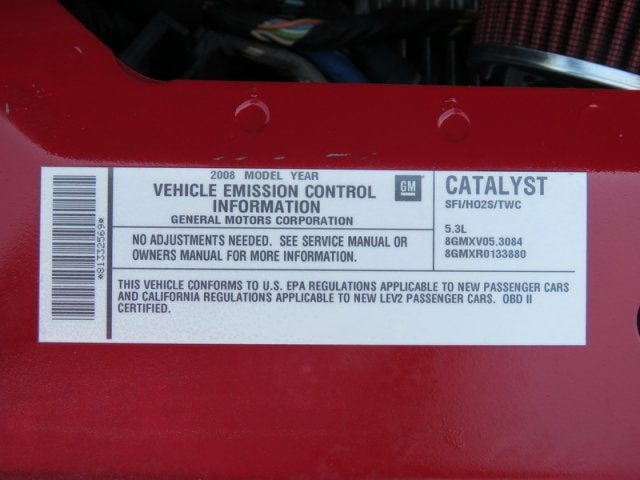 2008 chevrolet impala manual pdf