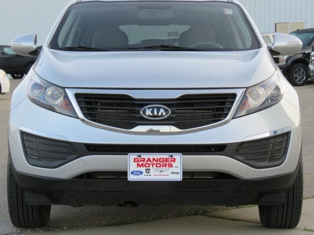 2012 Kia Sportage LX in Des Moines, IA - Granger Motors